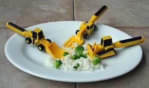 shovel toys an dfood