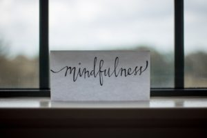 mindfulness is awareness