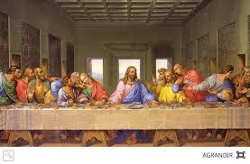 La Cène – Léonard de Vinci